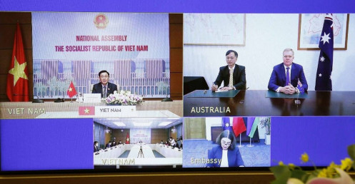 Việt Nam và Australia muốn tăng gấp đôi kim ngạch thương mại hai chiều