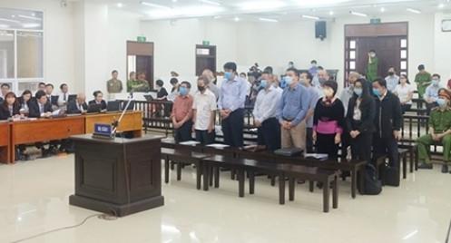 11 bị cáo trong vụ án Nhật Cường kháng cáo nội dung gì ?