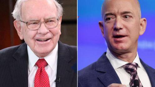 """Kiếm chục tỷ USD mỗi năm, """"mẹo"""" gì khiến Jeff Bezos, Warren Buffett chỉ phải nộp thuế rất ít?"""