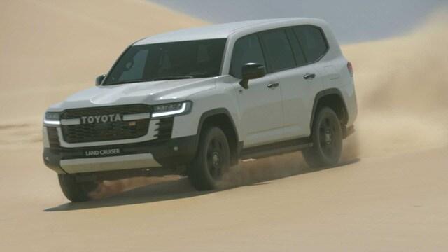 Toyota ra mắt Land Cruiser 2022