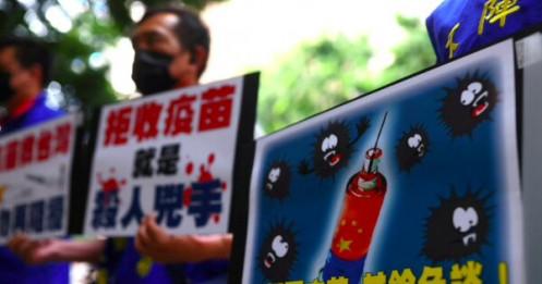 Trung Quốc mời người Đài Loan sang tiêm vắc-xin COVID-19