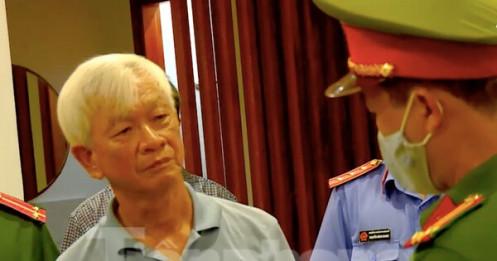 Cựu chủ tịch Nguyễn Chiến Thắng bị khởi tố tiếp trong vụ đổi đất Trường Chính trị