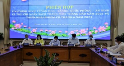 TP.HCM sẽ nhập 5 triệu liều vaccine trong quý III/2021