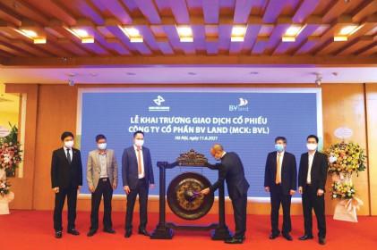 BV Land (BVL) chính thức giao dịch cổ phiếu trên UPCoM