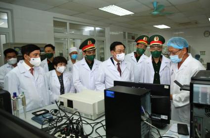 Vắc xin Covid-19 Nano Covax của Việt Nam có thể sản xuất 8 triệu liều/ngày