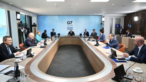 Trung Quốc đả kích thượng đỉnh G7: Thế giới không do số ít nắm quyền