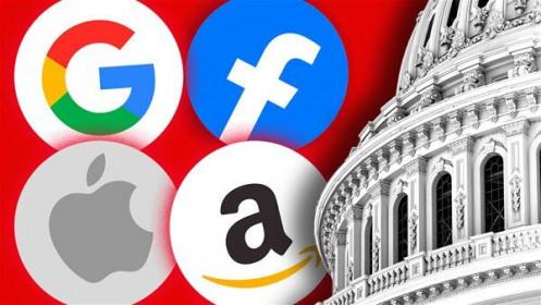 Mỹ giới thiệu gói dự luật có thể buộc Amazon, Google phải chia nhỏ