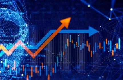 Cổ phiếu chứng khoán vẫn bứt phá, VN-Index tiếp tục tăng điểm