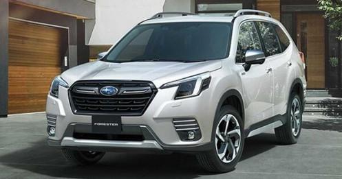 Subaru ra mắt Forester 2021