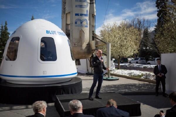 Bên trong chuyến bay vào vũ trụ giá 28 triệu USD của tỷ phú Amazon