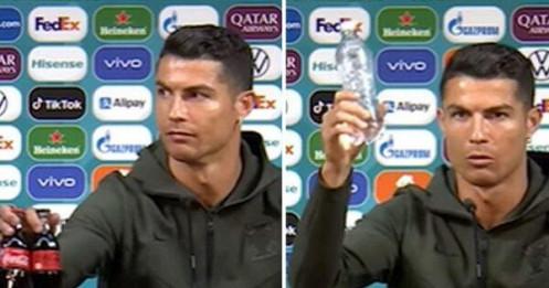 Chọn uống nước lọc, Ronaldo làm Coca-Cola 'bốc hơi' 92.000 tỷ đồng