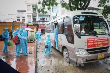 Bắc Kạn: Phát hiện một trường hợp dương tính với SARS-CoV-2