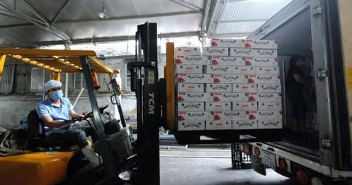 Xuất khẩu nông sản tăng 30% bất chấp COVID-19