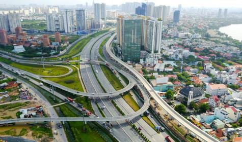 """Bất động sản chờ đòn bẩy cực lớn từ những hạ tầng """"khủng"""" sắp triển khai"""