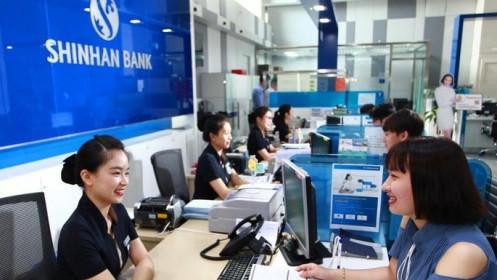 Lãi suất ngân hàng hôm nay 17/6: Shinhan niêm yết kỳ hạn 3 tháng 2,4%/năm