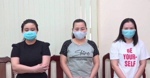 Nhóm 'nữ quái' lập phòng công chứng giả để lừa bán đất