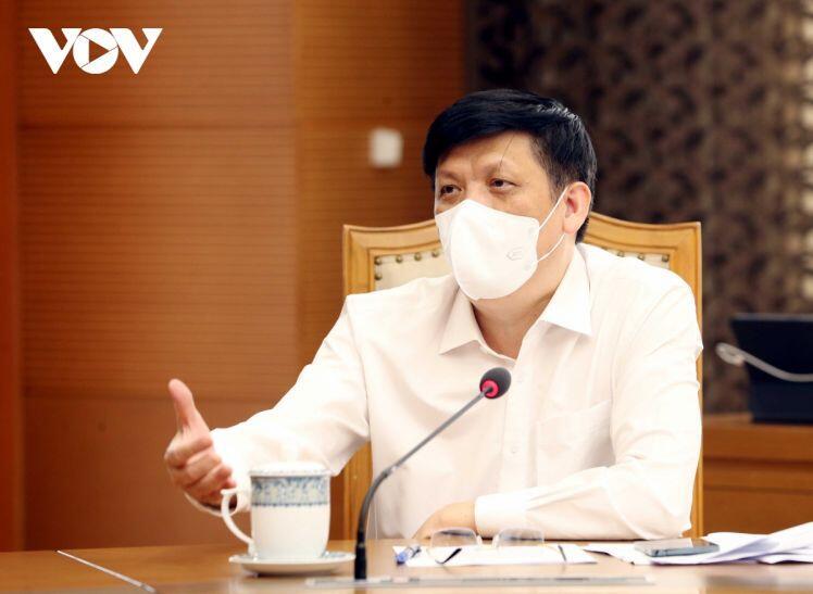 Việt Nam sẽ tiếp nhận vaccine do Trung Quốc tài trợ