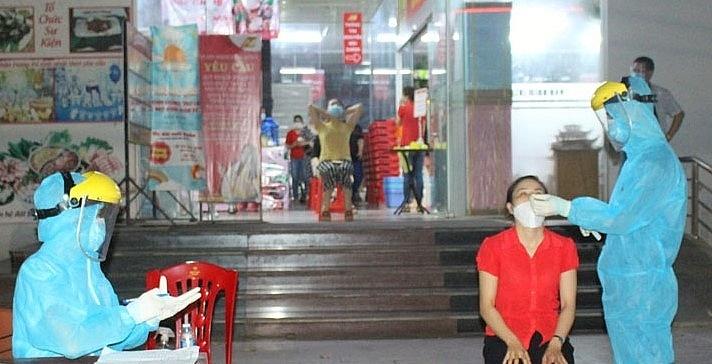 Thái Nguyên: Phát hiện mới 1 trường hợp nghi nhiễm Covid-19