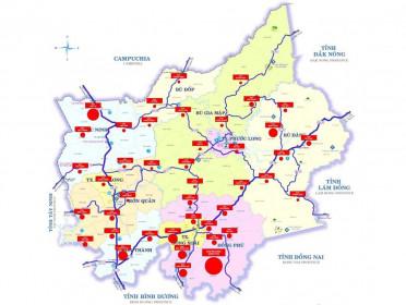Bình Phước: Đề xuất quy hoạch 70.000 ha đất phát triển công nghiệp, nông nghiệp công nghệ cao
