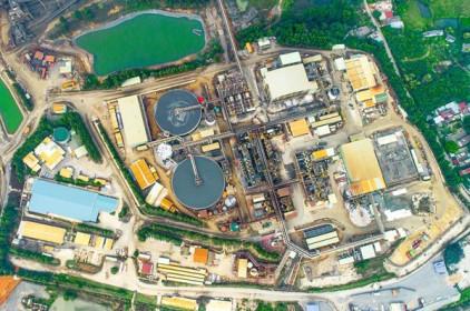 Khoáng sản Núi Pháo triển khai dự án xây dựng nhà máy tinh luyện kim loại màu