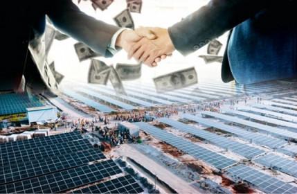 Năng lượng tái tạo: Thị trường tỷ đô nằm trong tay nước ngoài