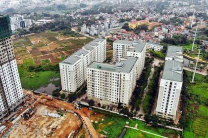 Tăng trưởng tín dụng lĩnh vực bất động sản giảm tốc