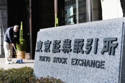 Chứng khoán châu Á hầu hết tăng, thị trường Nhật Bản phục hồi