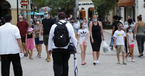 Chủng Delta siêu lây nhiễm có thể sẽ khiến đại dịch Covid-19 tại Mỹ tệ hơn trong tháng tới