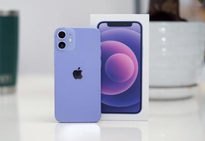 Apple dừng sản xuất iPhone 12 mini