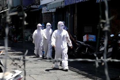 TP Hồ Chí Minh: Thêm hai bệnh nhân Covid-19 chưa rõ nguồn lây