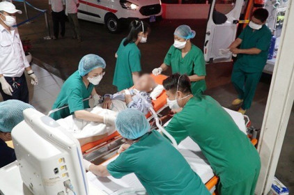 Thêm 2 ca tử vong cao tuổi, có bệnh lý nền nặng, liên quan đến COVID-19
