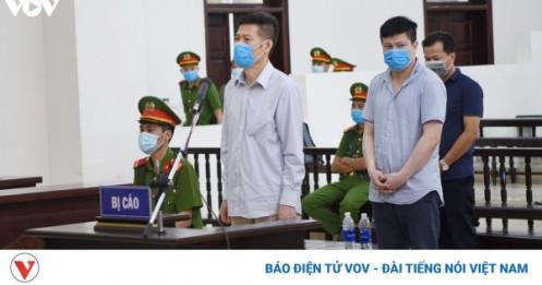 Cựu giám đốc CDC Hà Nội, Nguyễn Nhật Cảm hầu tòa phúc thẩm vụ nâng khống thiết bị y tế
