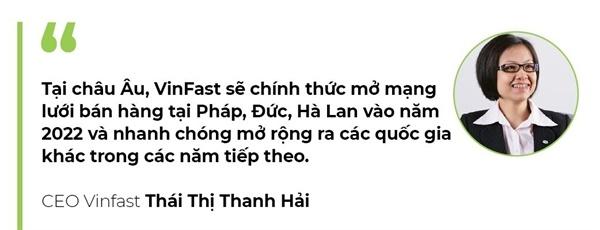 Tiến nhanh tại Việt Nam, VinFast đặt tham vọng lớn ở Mỹ, châu Âu