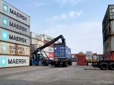 Kiến nghị thành lập Tổ công tác gỡ khó về logistics, thiếu container