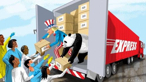 """Vận dụng ngoại giao vaccine, Trung Quốc """"hất cẳng"""" Mỹ ngay tại """"sân sau""""?*"""