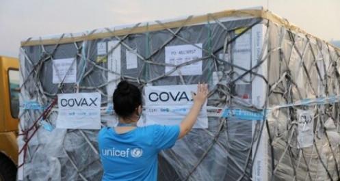 Việt Nam đóng góp 500.000 USD cho COVAX