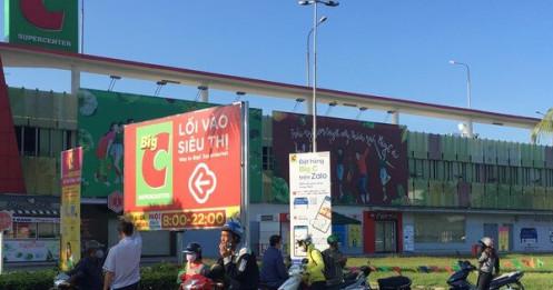 Kết thúc sớm phong tỏa, Big C Đồng Nai mở cửa trở lại