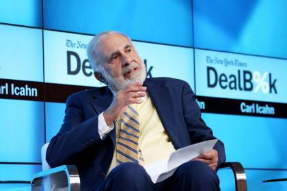 """Tỷ phú cổ phiếu Carl Icahn và phong cách đầu tư """"xé lẻ"""" doanh nghiệp"""