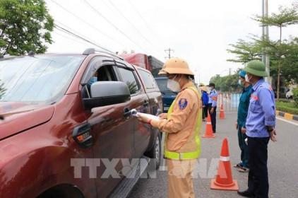 Công nhân viên chức, người lao động tỉnh Bắc Ninh làm việc bình thường từ ngày 28/6