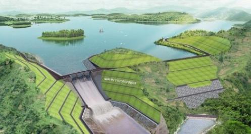 Tập đoàn Phong-sub-thạ-vy (PGC) và EVN hợp tác phát triển nhiều dự án tại Lào
