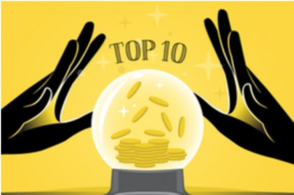 10 cổ phiếu tăng/giảm mạnh nhất tuần: VOS tăng trần 10 phiên liên tiếp