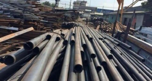 Giá tăng cao, đẩy chi ngoại tệ nhập phế liệu sắt thép lên1,27 tỷ USD