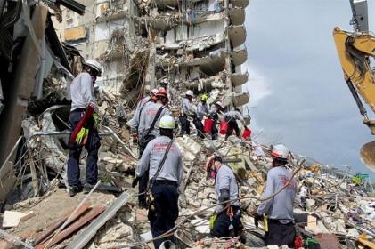 Vụ sập chung cư 12 tầng ở Mỹ: Hé lộ tình tiết mới