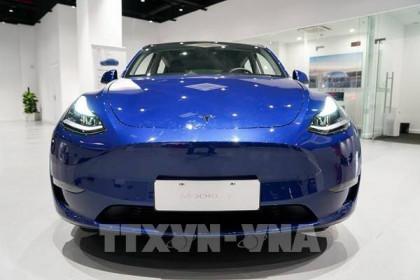 Tesla thông báo nâng cấp từ xa cho ô tô điện bị lỗi tại Trung Quốc