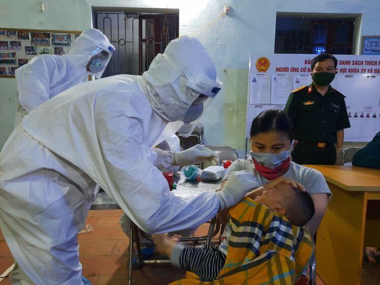 Bắc Ninh ghi nhận gần 1.600 ca mắc COVID-19, 1230 ca đã khỏi bệnh