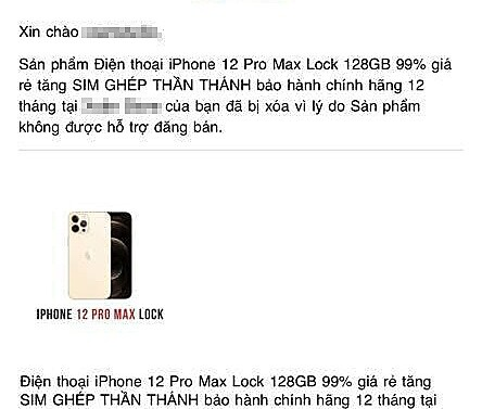 """Nhiều iPhone """"xách tay"""" bị xóa khỏi Shopee"""