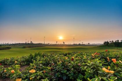 Sân golf Sầm Sơn được mở cửa đón khách ngoài tỉnh