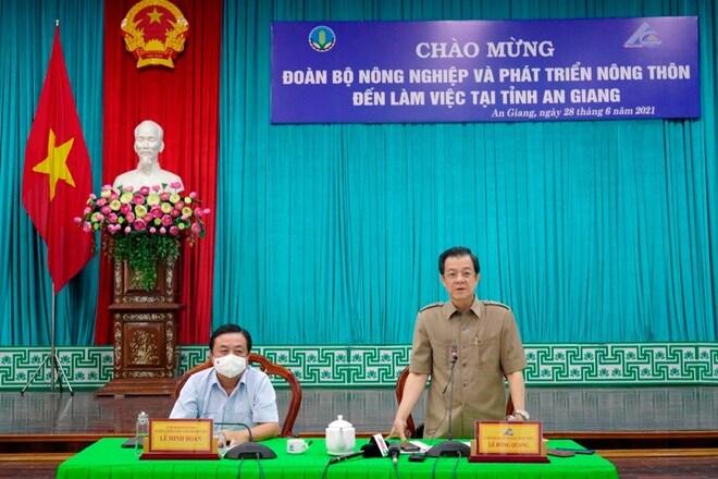 """Nông nghiệp Việt Nam đang đứng trước """"3 biến"""""""