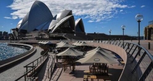 Sydney mở rộng diện phong tỏa khi số ca nhiễm biến thể Delta tăng lên