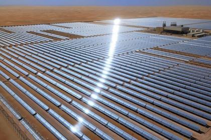 Iraq ký thỏa thuận với công ty UAE để sản xuất năng lượng tái tạo